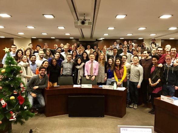 IESE MBA