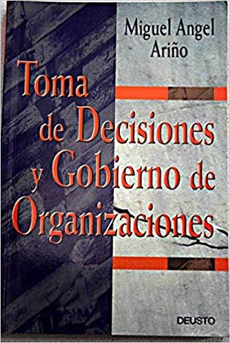 gobierno de organizaciones