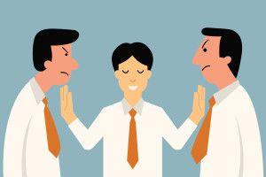 Ser pacificadores o ser conflictivos